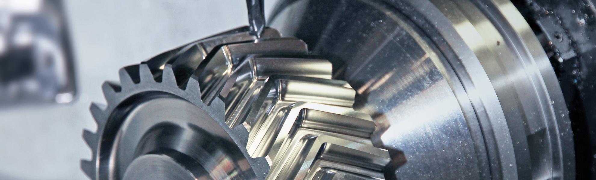 Roeders Machines Gears